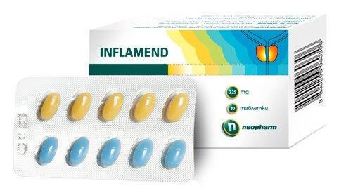 Инфламенд (Inflamend) таблетки x30